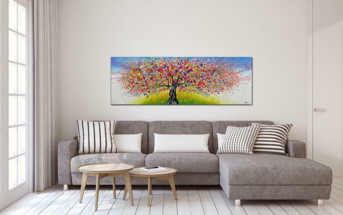 schilderij interieur