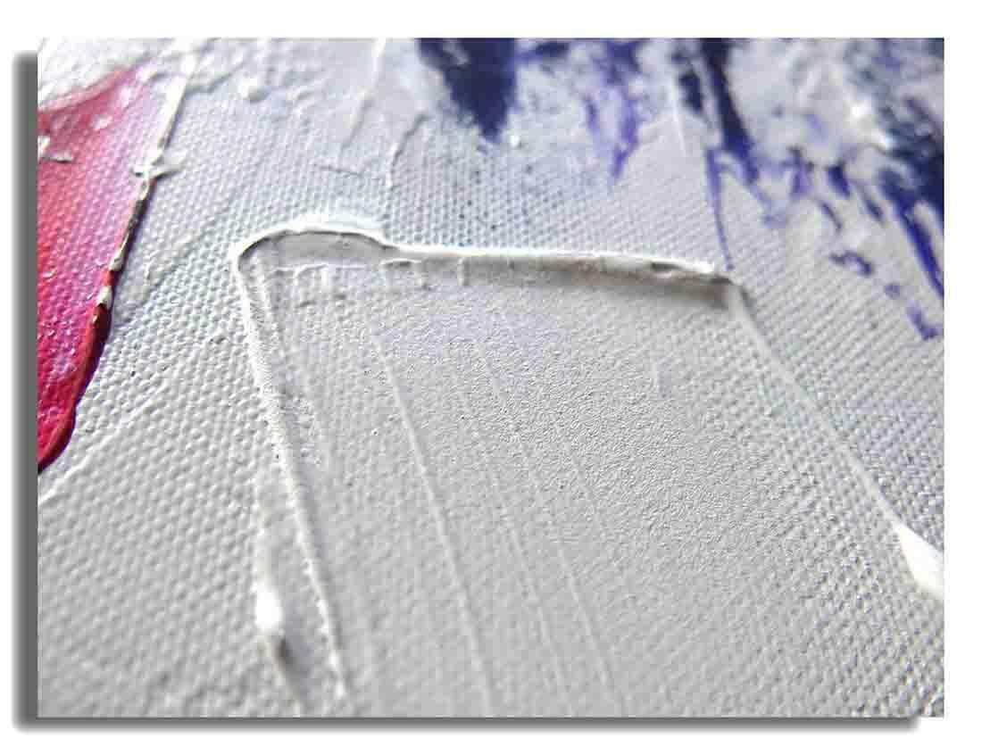 Modern schilderij Dynamite - Uitvergroting