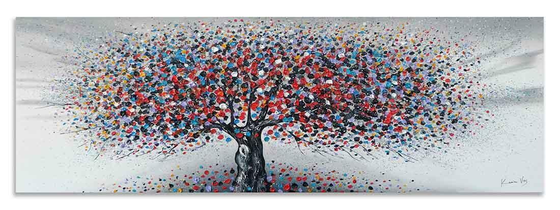 Schilderij herfst